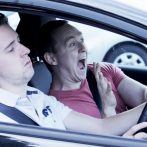 Can a car passenger claim privacy regarding the searched car?
